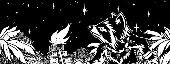 Team Racoon - Tonne Mond & Sterne Teaser