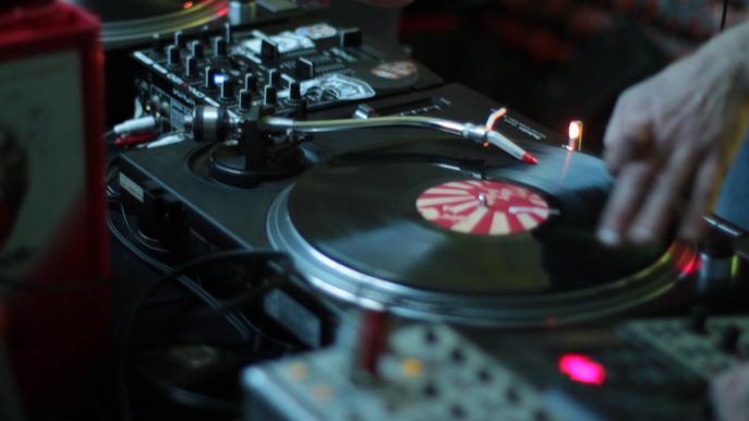 Eyepoint Music Studio Belgisches Viertel Technics 1210