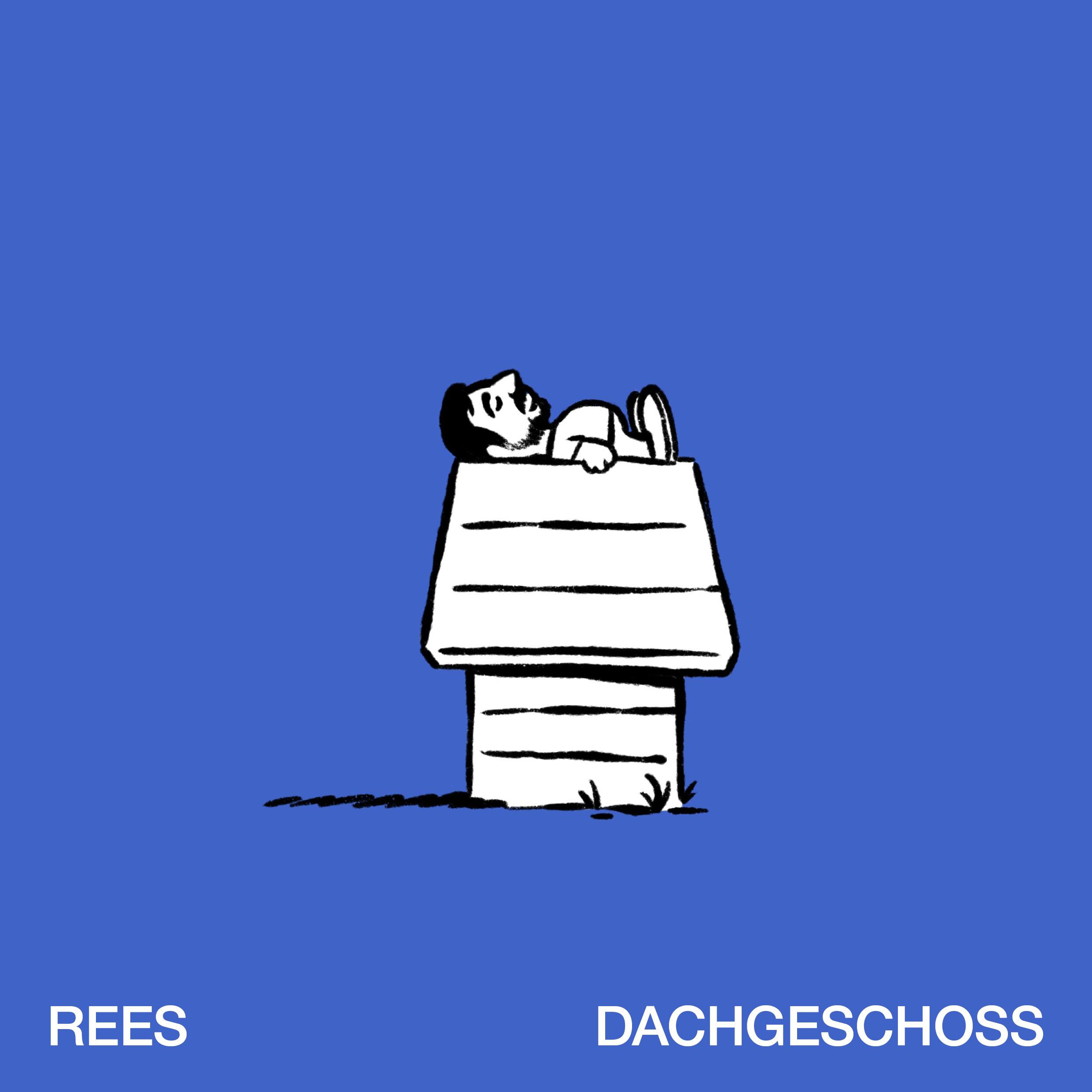 Rees (TR) - Dachgeschoss EP Cover